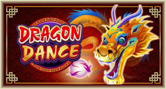 Dragon dance works on the 5-reel basis and offers 243 ways to win