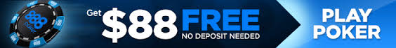 Play Poker and get $88 free at 888 Casino