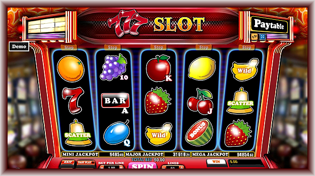 Try your luck and beat the slots